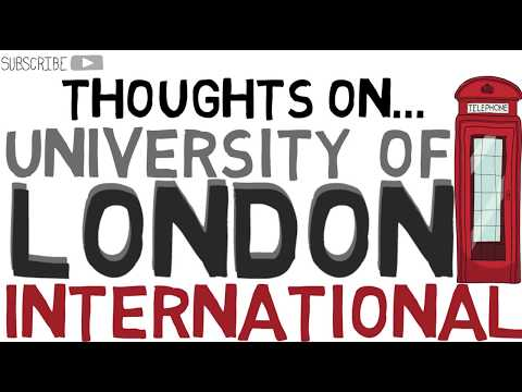 The University Of London International - Is It Worth It? (My Thoughts)