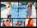 Kendall & Kylie Jenner Inspired Hair, Makeup, & Outfits!