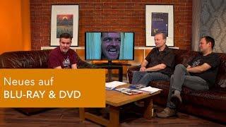 Neuheiten auf DVD & BLU-RAY