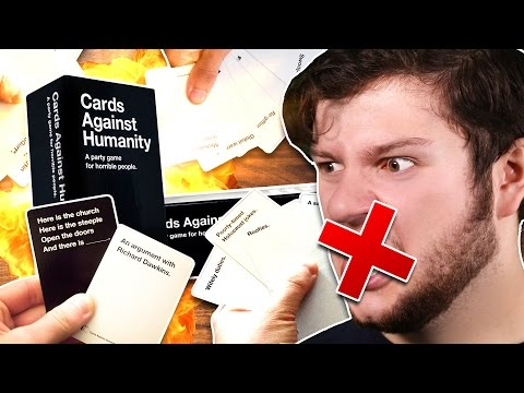 CIA SECRETS REVEALED! | Online Cards Against Humanity!