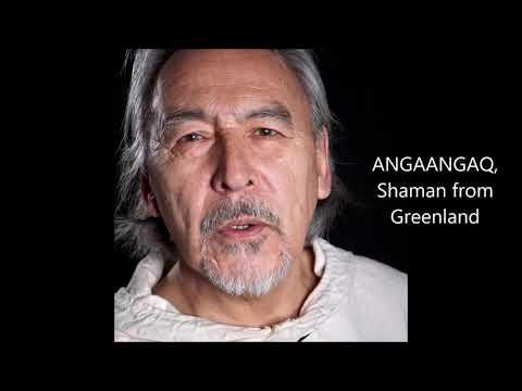 Angaangaq about the