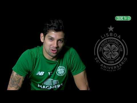 Celtic FC  All AboutCristian Gamboa