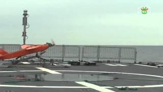 مناورات القوات البحرية الجزائرية.