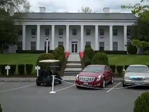 Video Tour of The Greenbrier Hotel in West Virginia