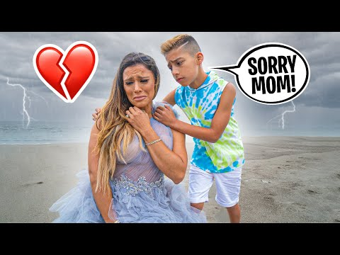 Our WEDDING PHOTOSHOOT was RUINED… (Heartbreaking) | The Royalty Family