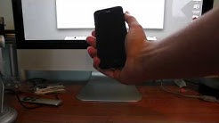 iPhone 5 Defect - Rattling/Shaking sound coming from iPhone 5 - Lose Battery!