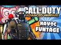 Download COD Advanced Warfare Havoc DLC Funny Moments - Clown Bombs, Trolling Randoms, GIRL!! (Funtage) MP3 song and Music Video