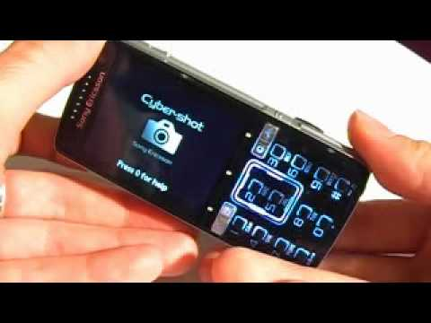Sony Ericsson K850i preview