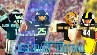 Roblox Legendary Football Highlights | Part 2 | Lit as f*ck