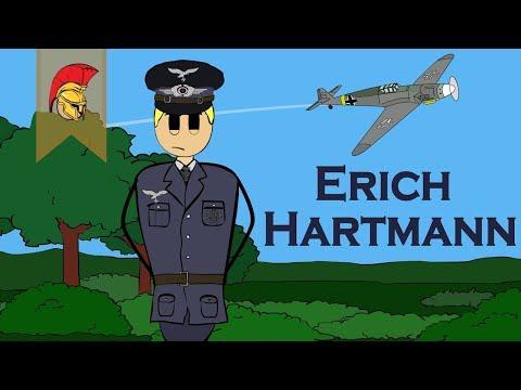Erich Hartmann: Best Fighter Pilot Of All Time | Tooky History