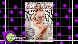 Scarlett Johansson Named Esquire Magazine