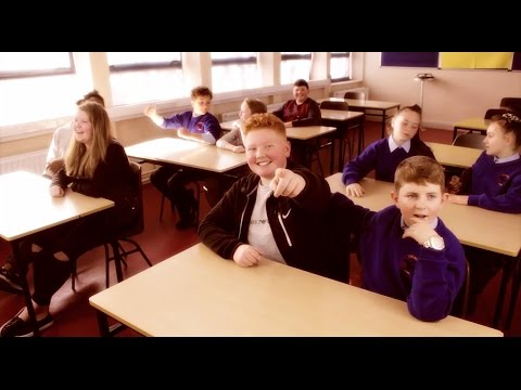 Colaiste Eoin Finglas Anti-Bullying Rap | Two Tube