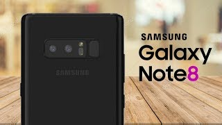 Galaxy Note 8 - CAMERA FEATURES EXPLAINED!