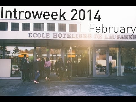 EHL Intro Week February 2014