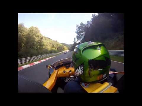 Grinnall Scorpion4 Nürburgring September 2013