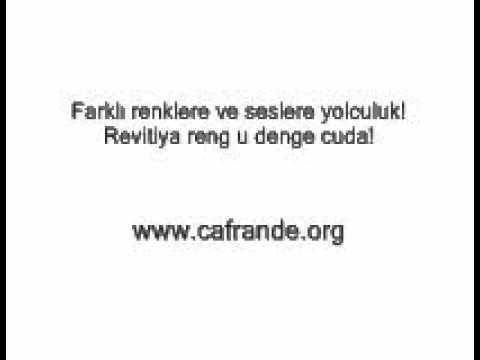 Welat Şirino   Avni Polat  cafrande org