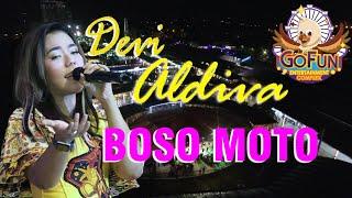 AURORA - Boso Moto. Voc DEVI ALDIVA ( Live #GOFUNBOJONEGORO2019 )
