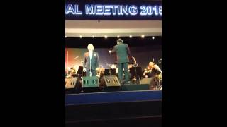 Andrea Bocelli - Special Concert Performance at 2015 World