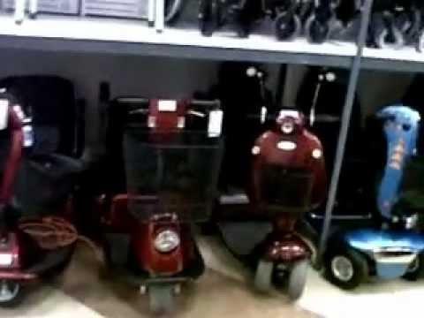 Wheelchair Medical Equipment And Supplies