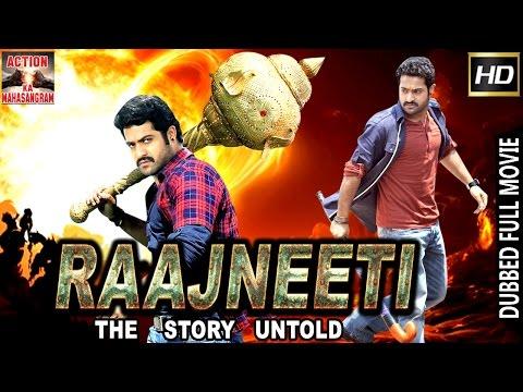 Raajneeti - The Story Untold l 2016 l South Indian Movie Dubbed Hindi HD Full Movie