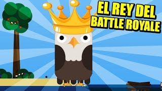 DEEEEP.IO - INVENCIBLE, 100% VICTORIAS EN ALGAS TÓXICAS | Gameplay Español