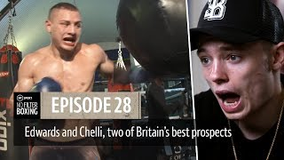 Sunny Edwards and Zak Chelli: Meet two of Britain's top prospects | No Filter Boxing episode 28