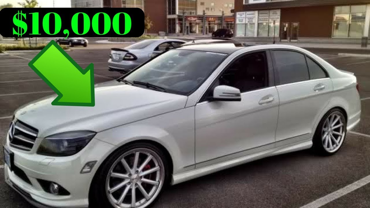 Best Used Cars Under 15000 >> Best Used Luxury Cars for under $15,000 - YouTube