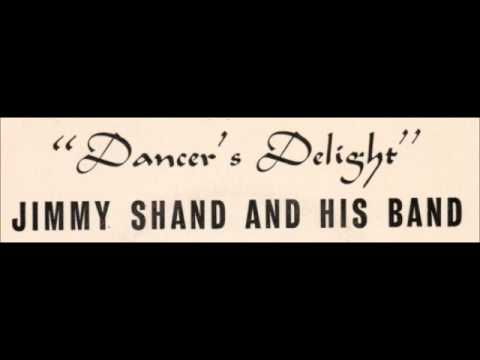 "JIMMY SHAND AND HIS BAND ♫ ""WALTZING WITH JIMMY SHAND"" [PARLOPHONE GEP 8602@1955]"