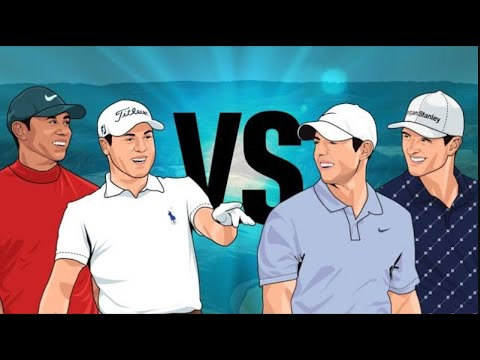 Payne´s Valley Cup | Woods & Thomas vs McIlroy & Rose