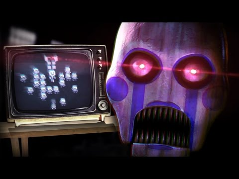 DID NOT SEE THAT COMING. || Five Nights At Candy's 3 (FINAL NIGHT + Game Cartridge SECRETS) |