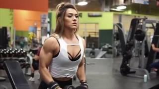 Female fitness motivation HD- Beauty and the Beast- Cassandra Martin