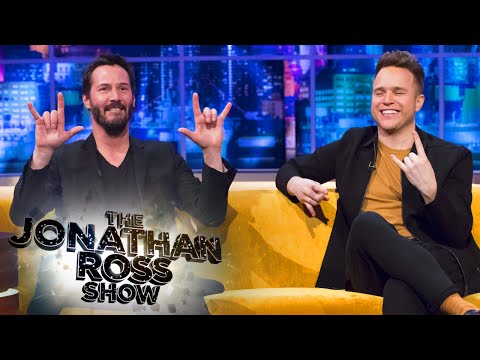 Keanu Reeves On His Essex Heritage - The Jonathan Ross Show