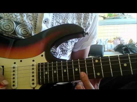Guitar Lesson Lagu Galau - Al Ghazali