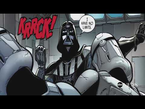 'Darth Vader' Marvel comic books: Go inside the 'Star Wars' stories