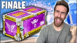 MY FINAL ZEPHYR ROCKET LEAGUE CRATE OPENING!
