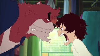 Bakemono no Ko - The Boy and The Beast - Movie animation VOSTFR (Mamoru Hosoda)
