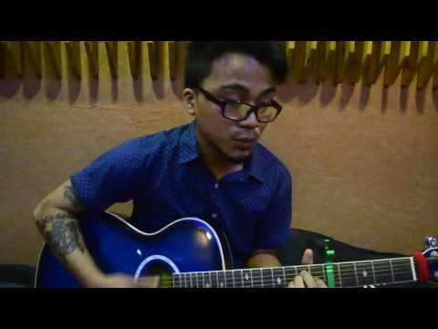 Slow motion angreza cover by Ongkham boruah,#raw video#@studio jam