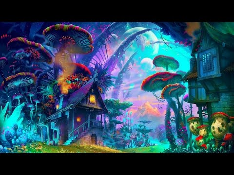 3 hours MIX of amazing psychedelic-dub music trip