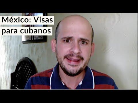 ¿ERES CUBANO Y ESTÁS PENSANDO VENIR A MÉXICO? Entonces Debes Conocer Estos Tipos De VISAS. 🇨🇺 Y 🇲🇽.