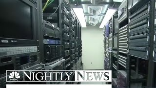 Department Of Homeland Security Investigating Massive Internet Attack | NBC Nightly News