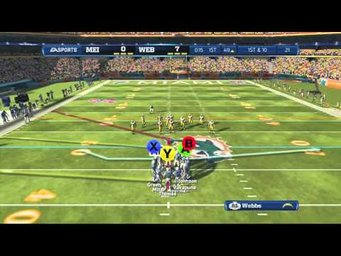 Madden 13: Brian Moorman Highlights #3 | HD