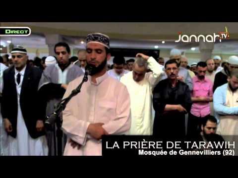 Taraweeh - Imam Rachid Gennevilliers 05/08/2012