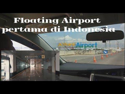 Mewahnya bandara baru Ahmad Yani Semarang shoot by camera vivo v7