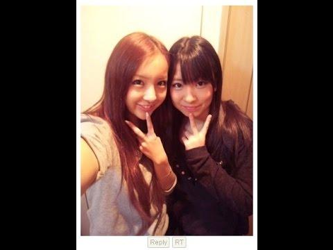 元AKB48・板野友美にそっくり実妹成美がCMデビューと話題