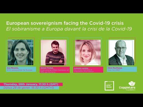 El sobiranisme a Europa davant la crisi de la COVID-19
