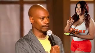 Dave Chappelle On African American Food (Black People) Vs Native American Foods (Indian American)