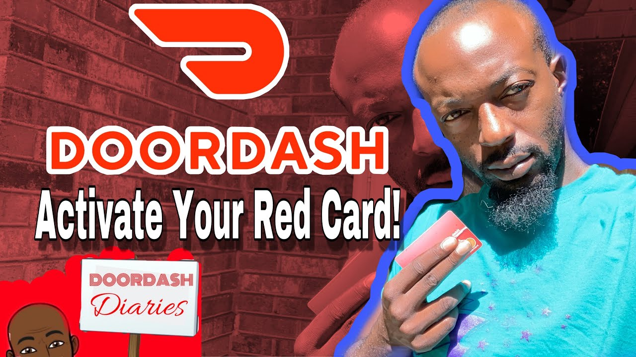 Doordash Red Card: How to Activate