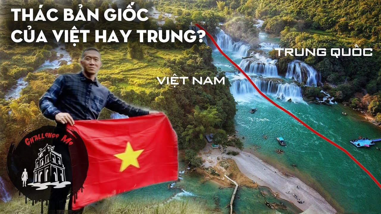 Download Phân chia biên giới Việt Trung tại Thác Bản Giốc - Cao Bằng