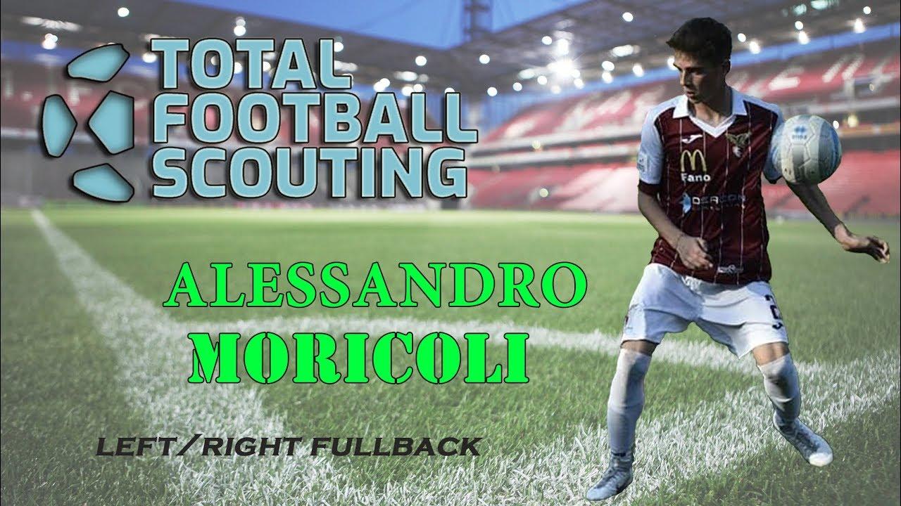 Alessandro Moricoli (2001 Italian right/left fullback)