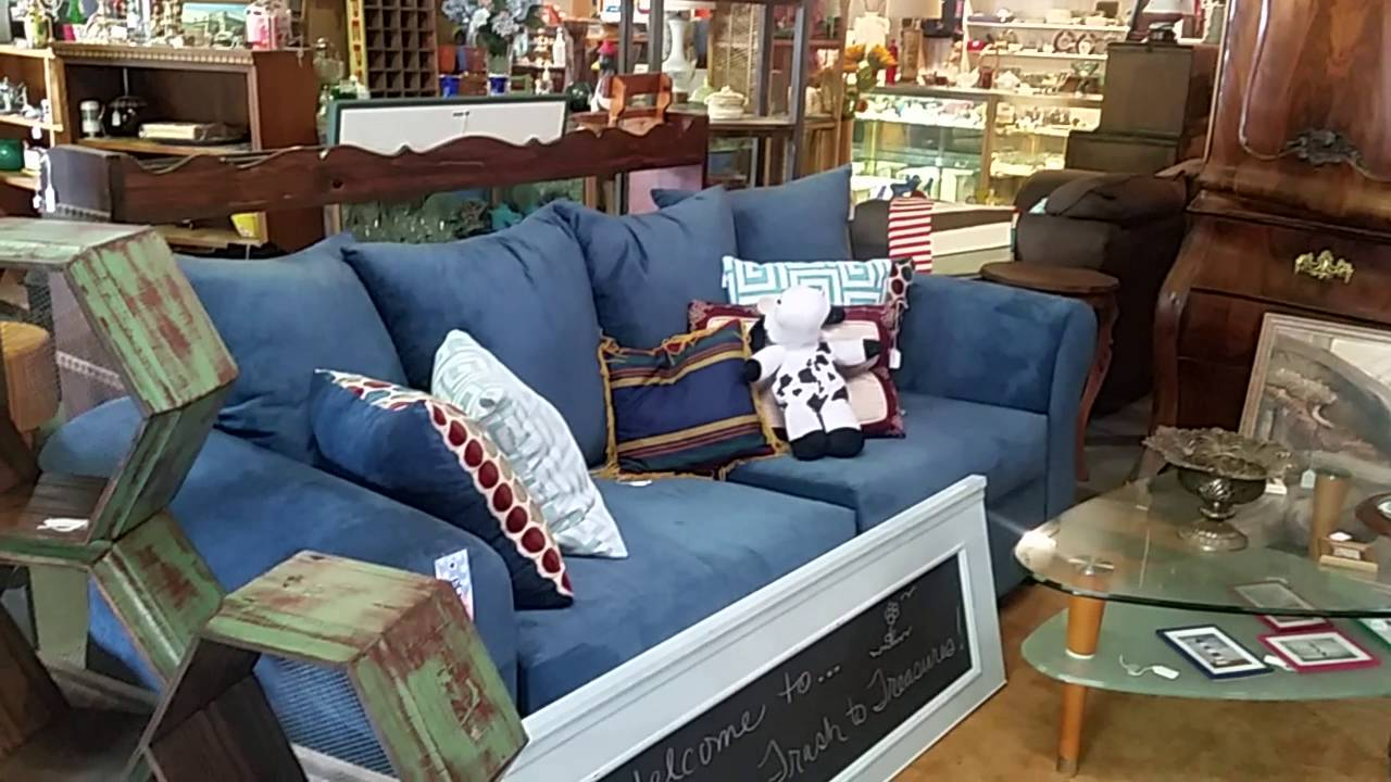 Asheville Consignment Antiques Resale Furniture Shop U Haul Truck Rental Drop Off Location 28803
